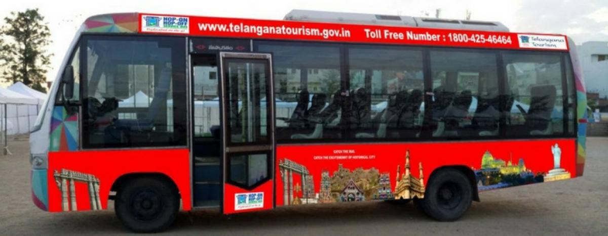 Hop On Hop Off buses get makeover; hit roads again