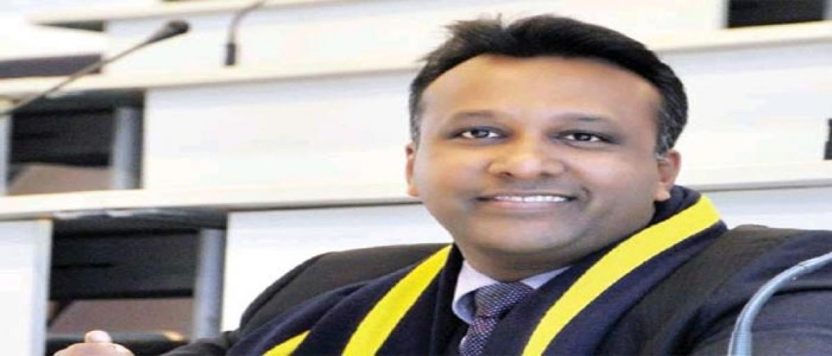 Legal education underwent transformation: Expert