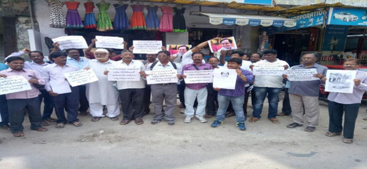 Employees demand withdrawal of cases