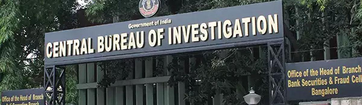 CBI books Karol Bagh company for defrauding people of Rs 10,000 cr