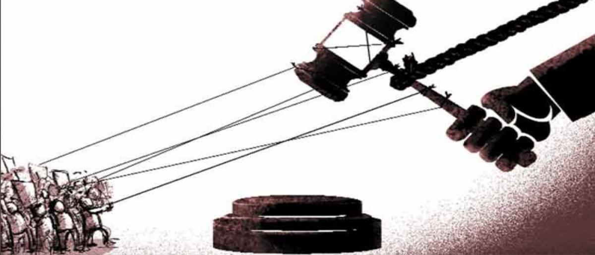 Justice Delayed – Justice Defamed