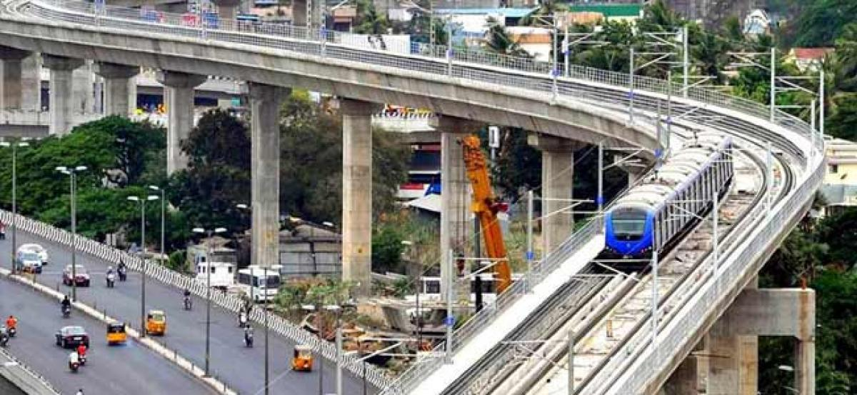 Software Corrupted: Chennai metro rail disappoints commuters