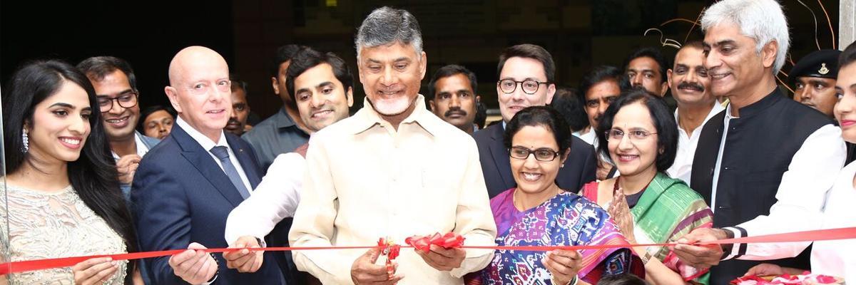 Novotel, first international hotel brand in Vijayawada
