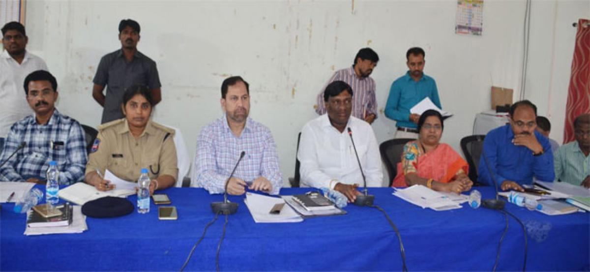 All set for Rythu Bandhu scheme: Collector