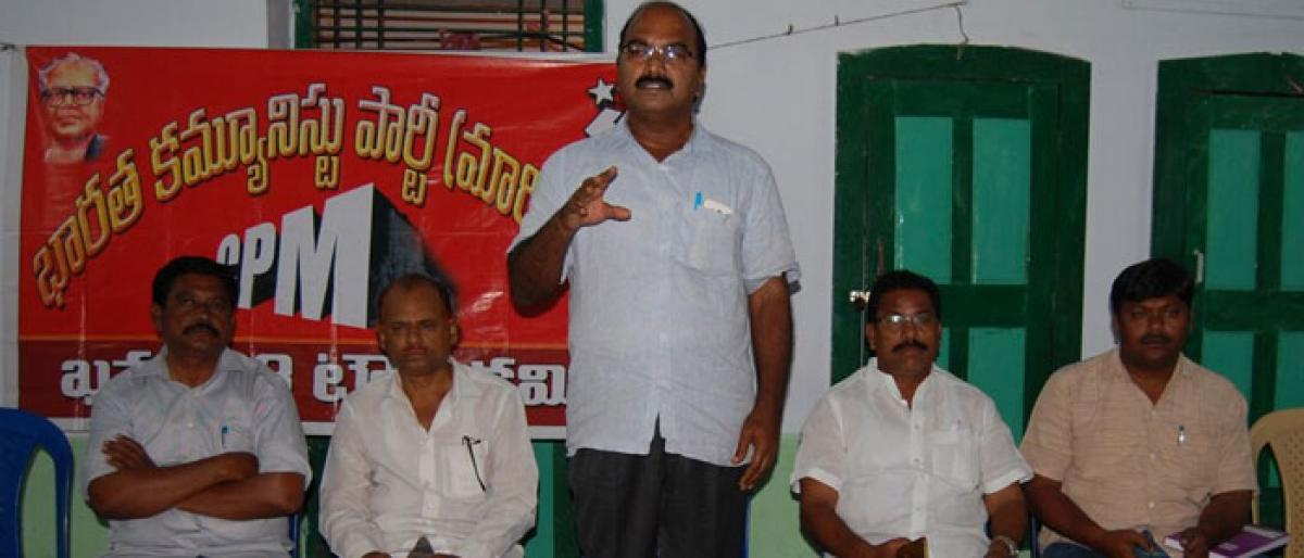Support for Bahujana Left Front sought