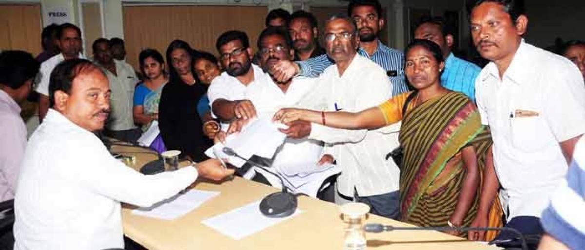 CPM seeks action against erring realtor