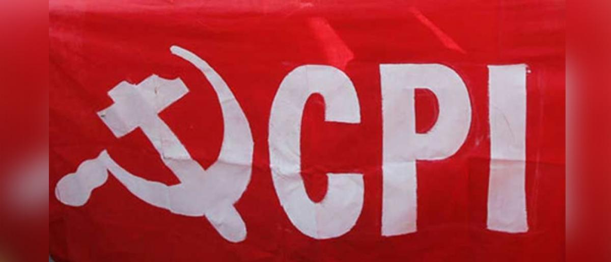 3 MLA, 2 MLC seats for CPI