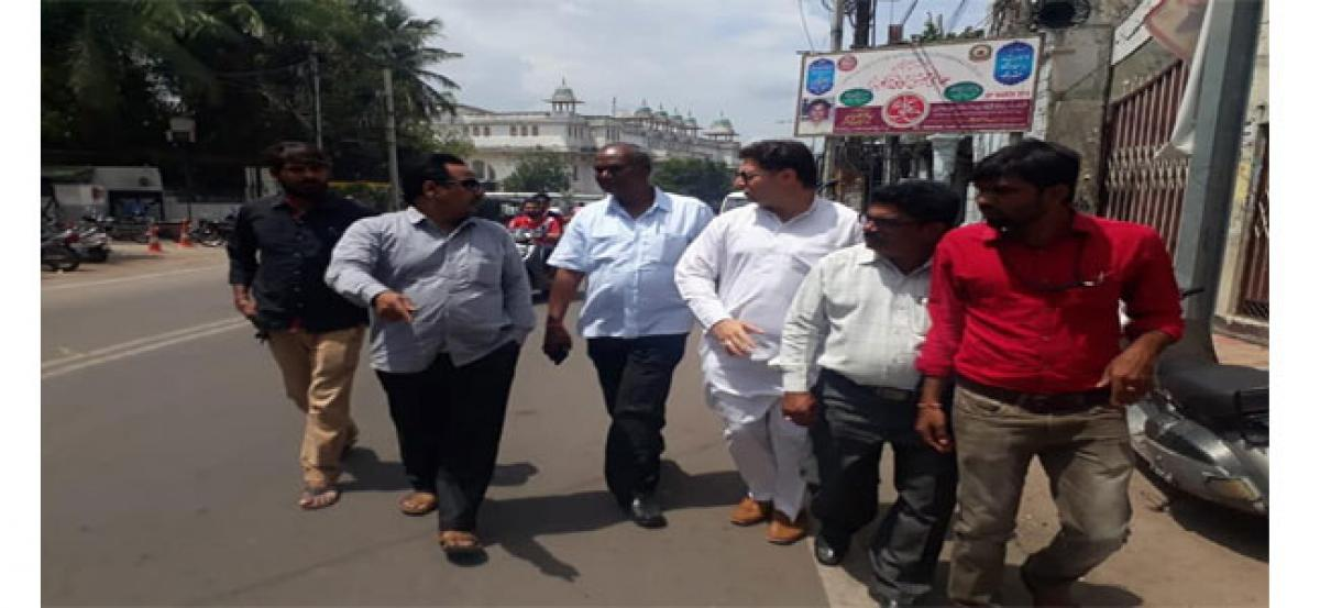 Corporators gear up for completion of works before Bakrid