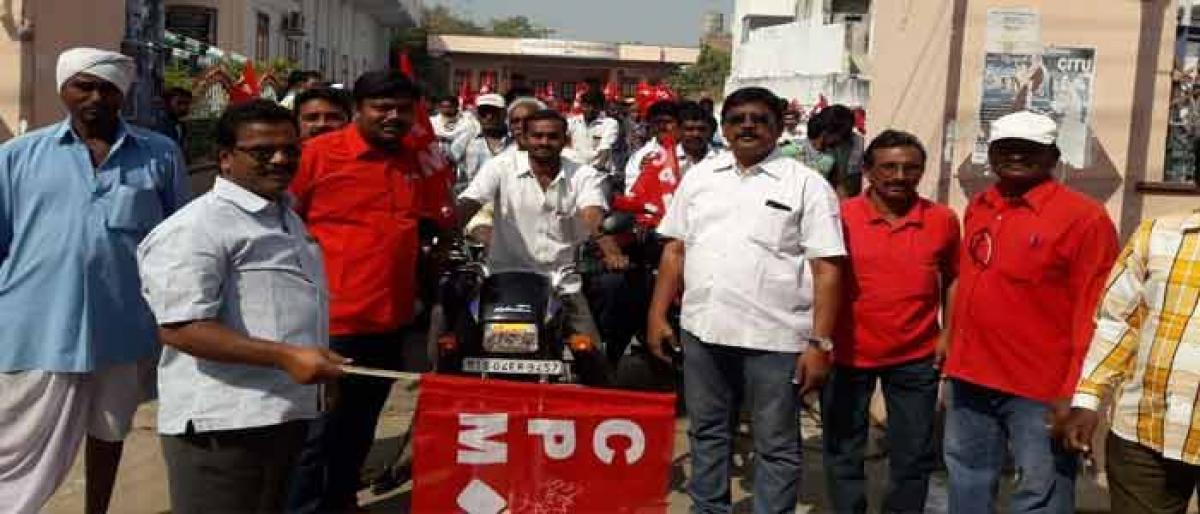 Address issues of Three Town: CPM