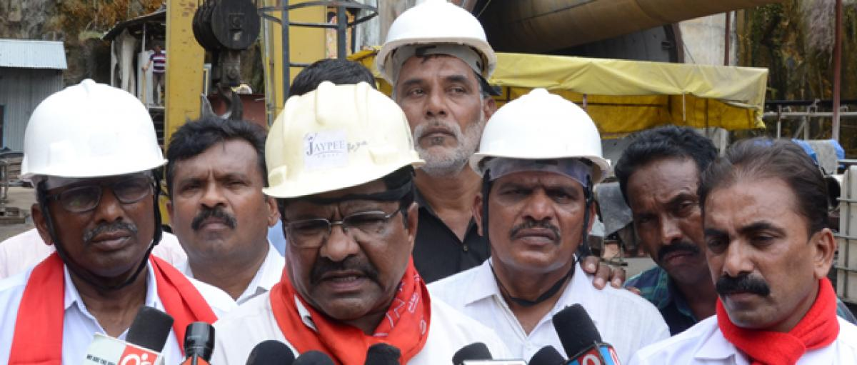 CPM alleges govt bias against South Telangana