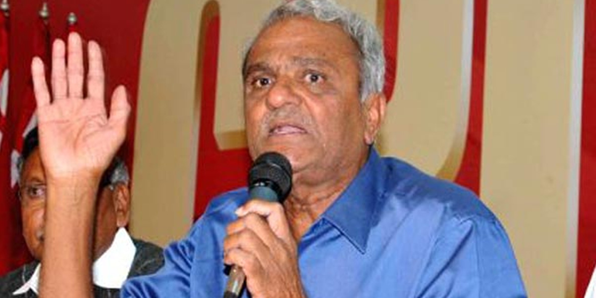Left parties, Janasena to contest together in AP Assembly elections: CPI Narayana
