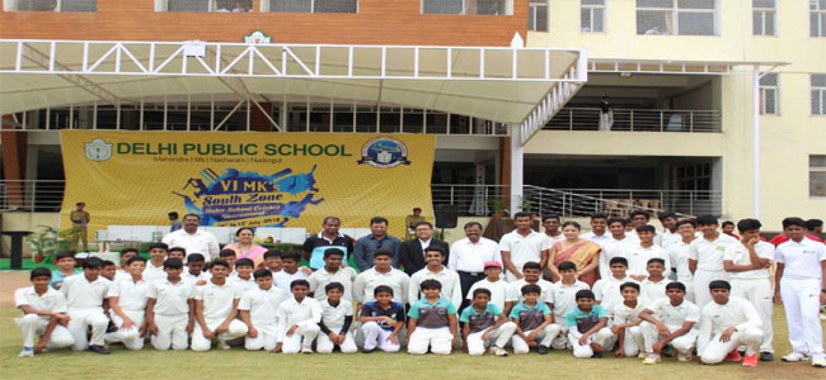 DPS Nacharam to host MK's Cricket Tournament 2018