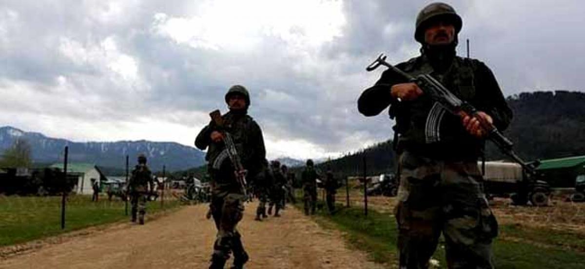 Jammu and Kashmir: CRPF jawan shot dead