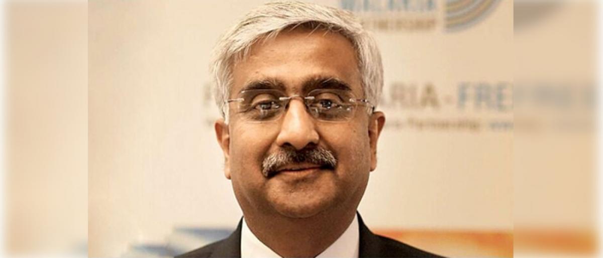 CS Anshu Prakash asks department heads to update official websites