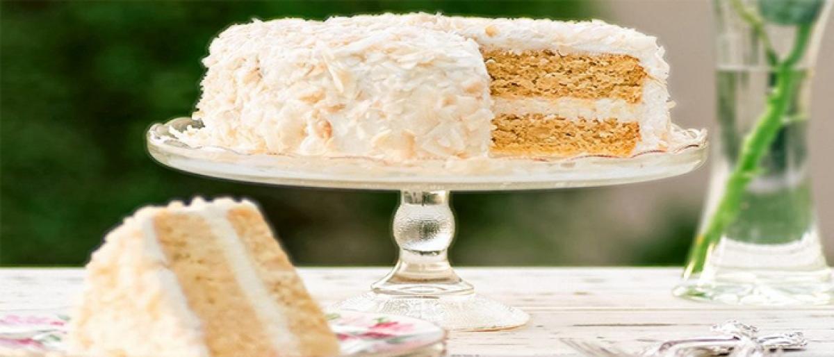 Mammoth sugar-free cake to bring awareness