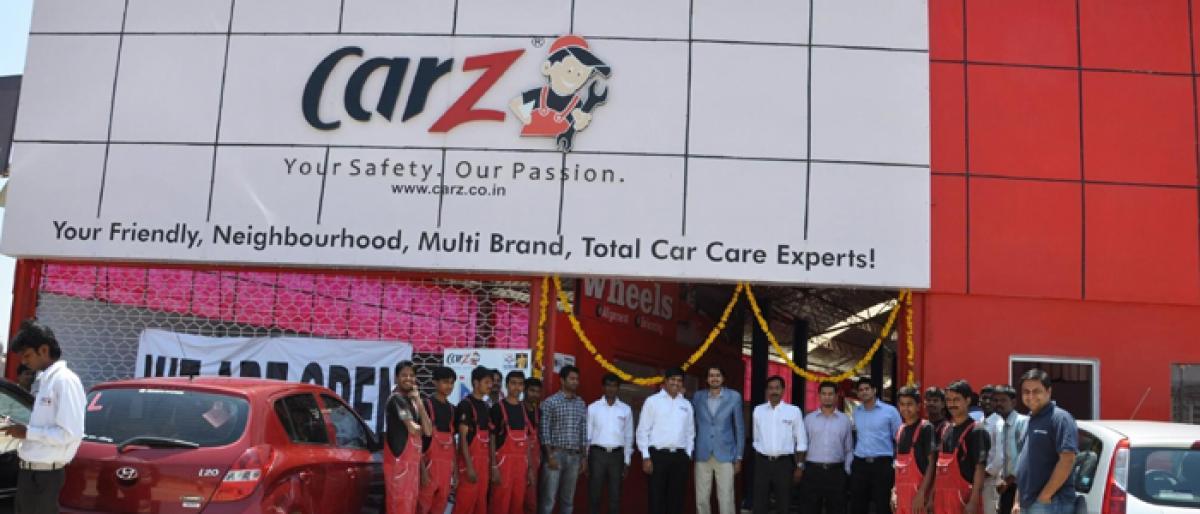 CarZ expands presence to Bengaluru