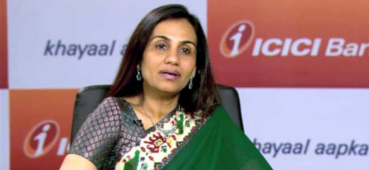 ICICI to set up enquiry on allegations against CEO Chanda Kochhar