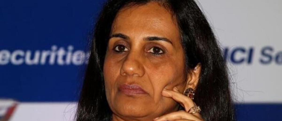 Kochhar to go on leave till probe is over