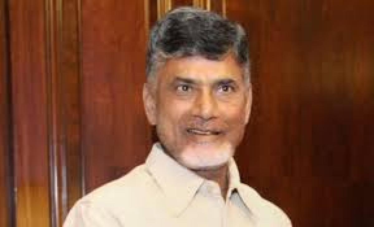 Andhra Pradesh CM attends Grama Darshini