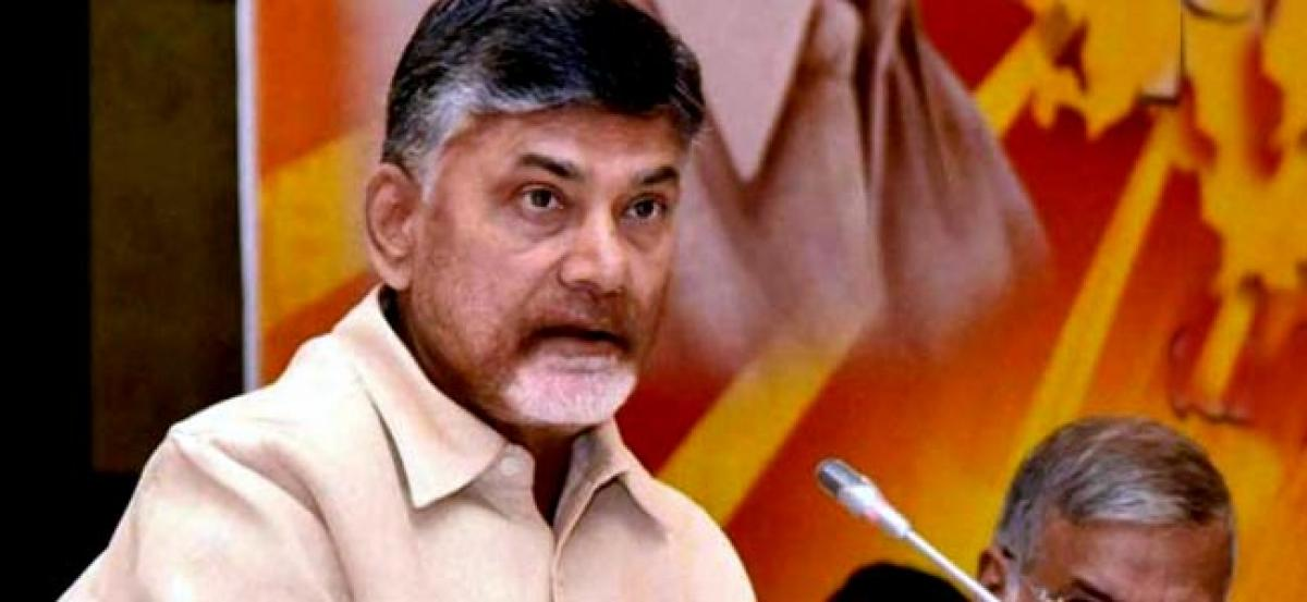 Chandrababu Orders Probe Into Kurnool Blast Case
