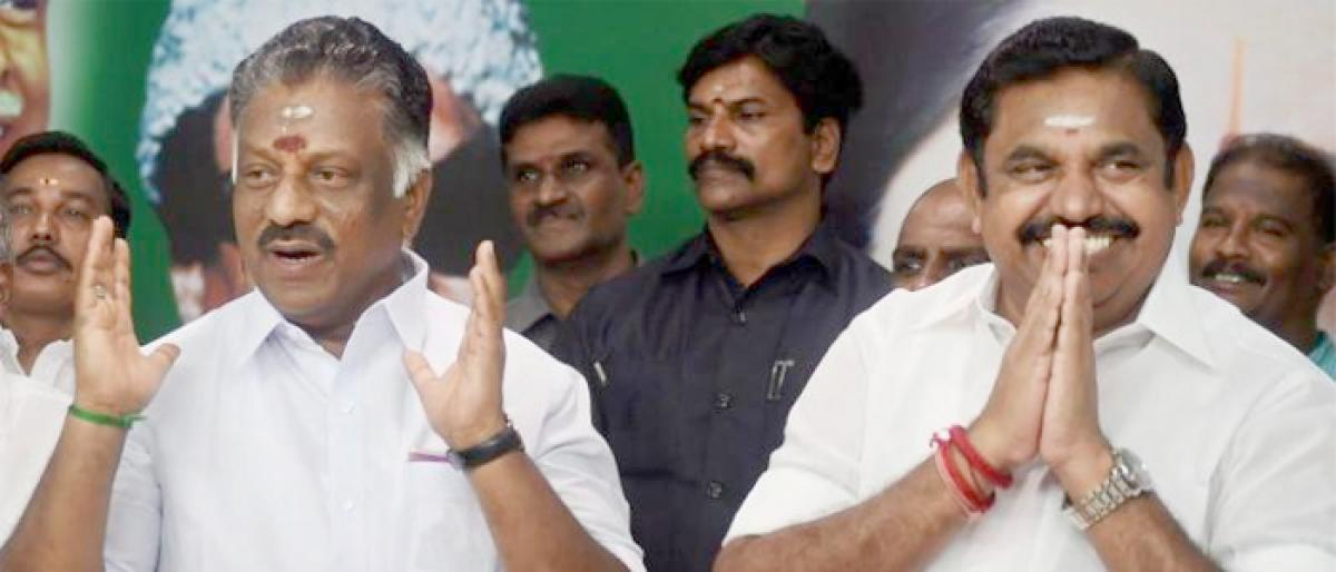 With love, AIADMK invites 18 disqualified MLAs to join ruling party