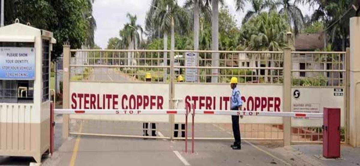 Sterlite plant in Tuticorin will not be re-opened: Tamil Nadu govt