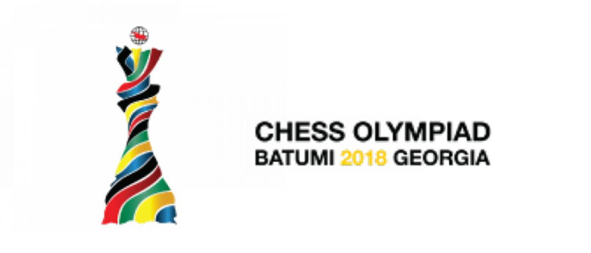 Chess Olympiad double for China