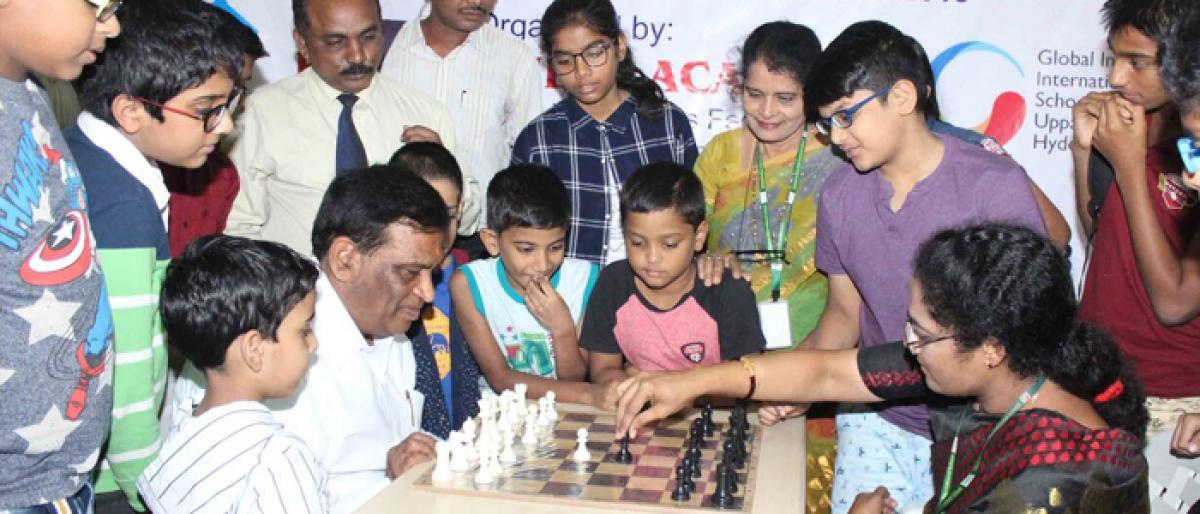 All India Open FIDE Rating chess tournament