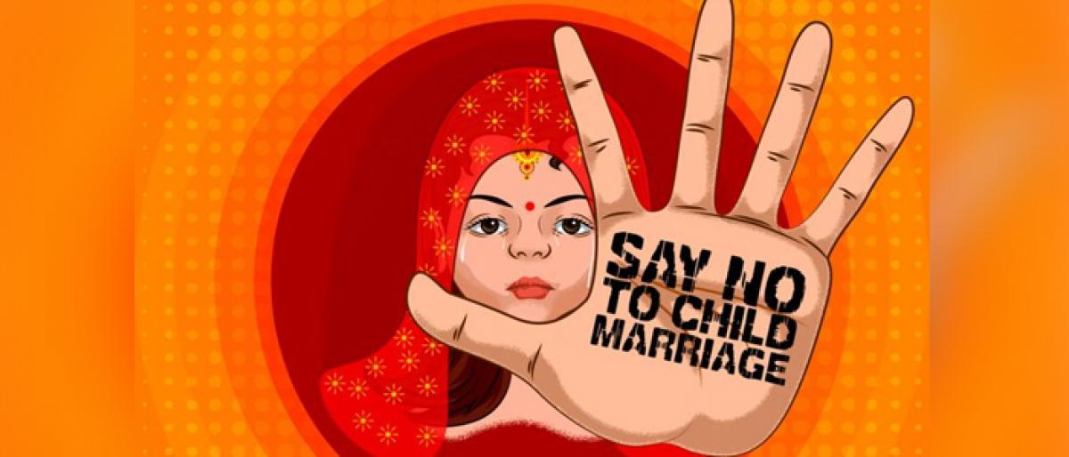 Child marriage averted at Ulavapadu mandal