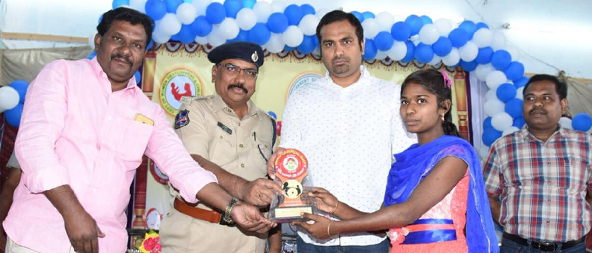 Students advised to inculcate reading habit