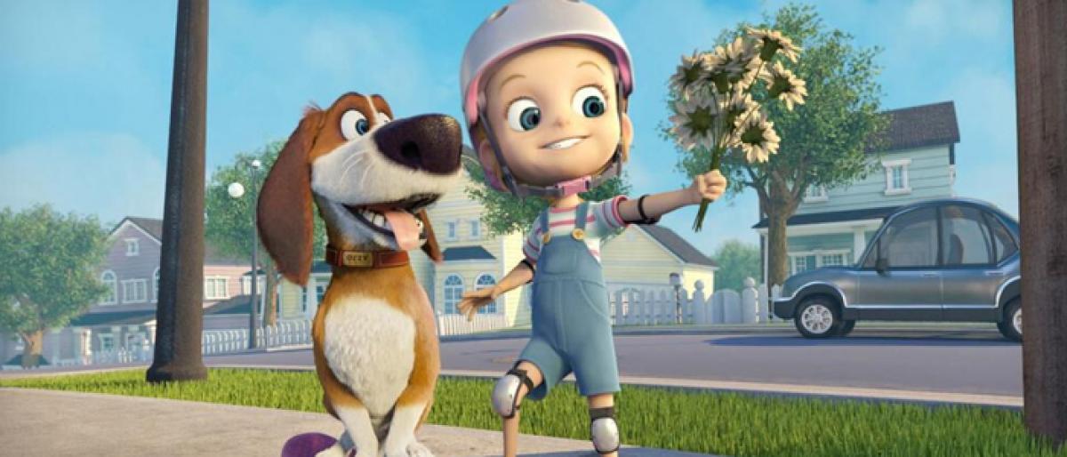 The world of children's cinema