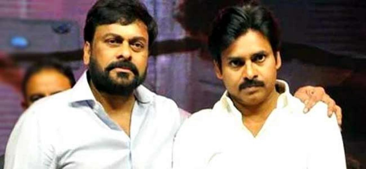 Will Chiranjeevi Support Pawan Kalyan In 2019 Elections?