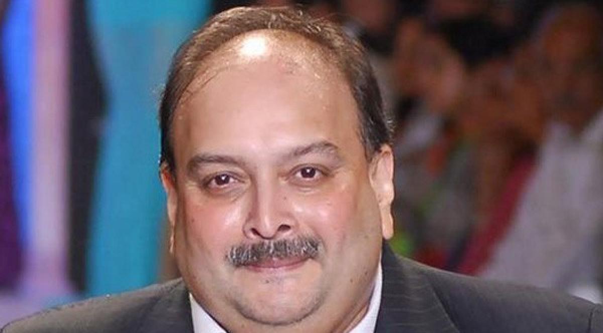 India asks Antigua to detain Choksi, restrict his movement