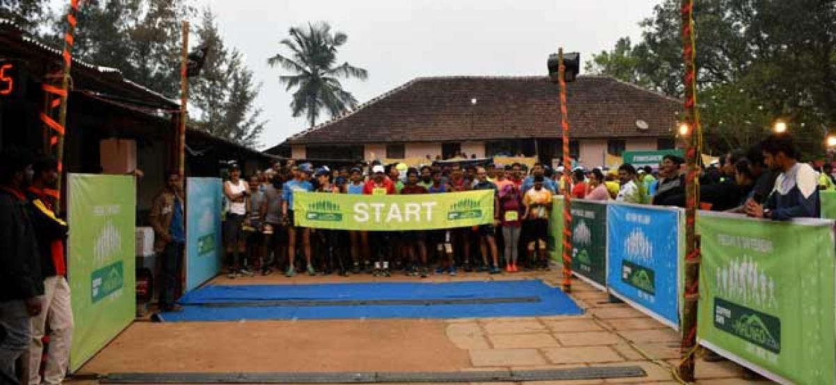 Coffee Day MalnadUltra 2018 flags off successfully in Chikmagalur