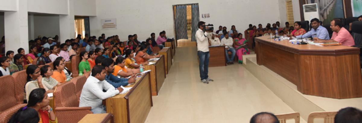 Mahbubnagar administration gears up for Implementation of govt scheme