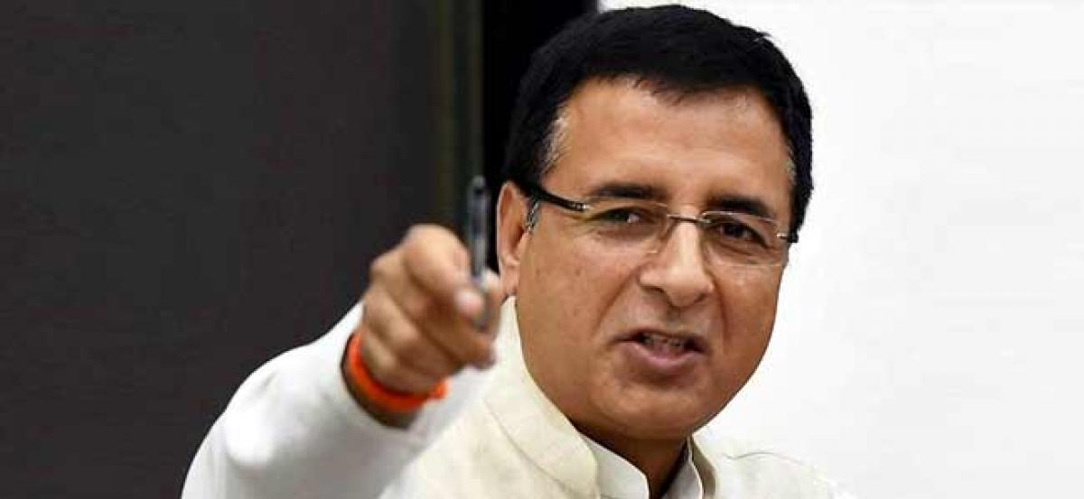 Congress alleges Rs 8,935.61-crore scam in allotment of e-tendering contracts in Madhya Pradesh