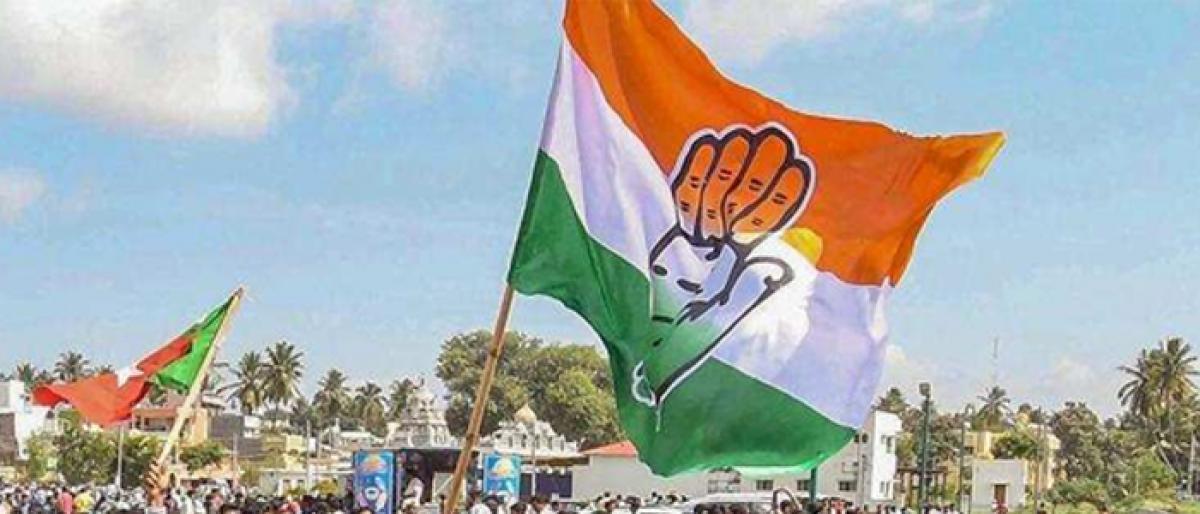 Congress leader's arrest condemned
