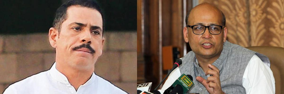 ED raids on people linked to Vadra an act of vendetta: Congress