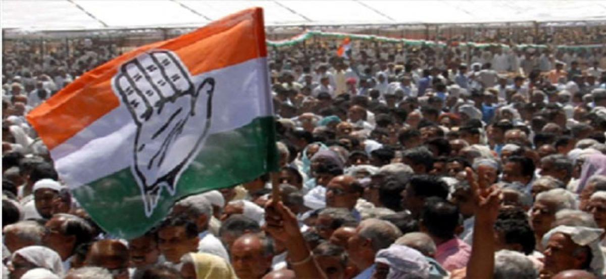 Proposal for simultaneous polls a constitutional perversity: Congress