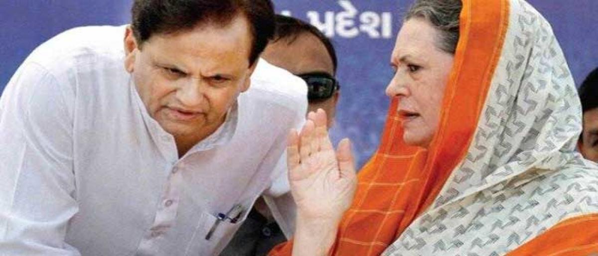 How Ahmed Patel ruined Congress in Gujarat