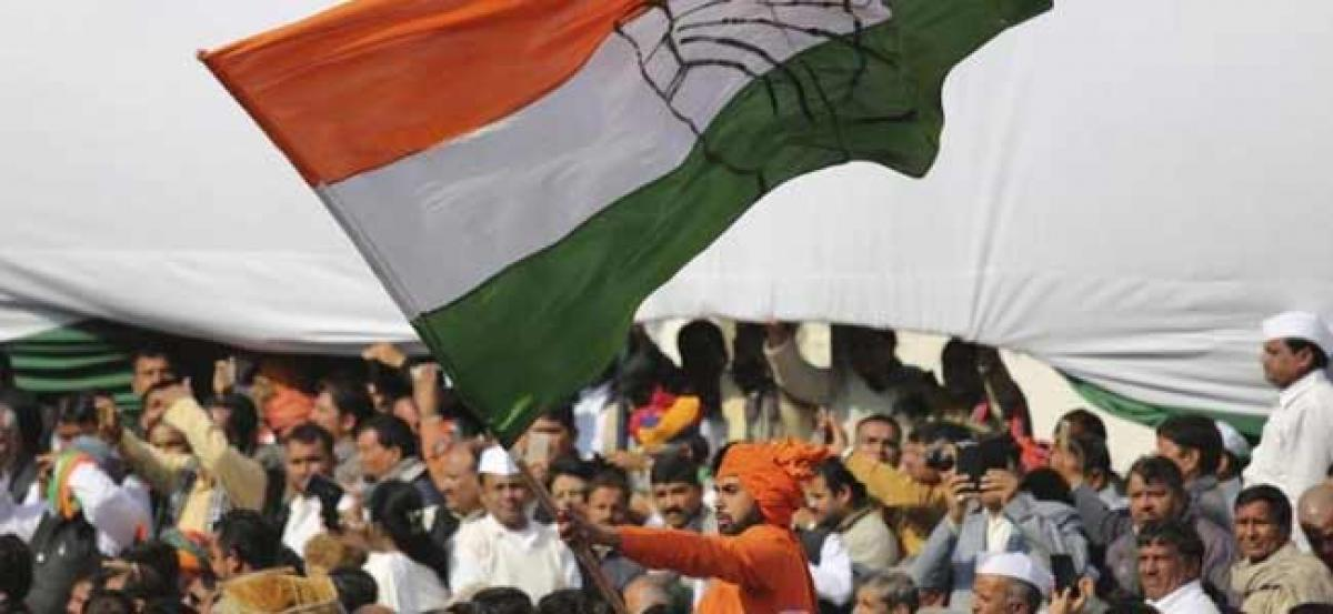 Congress not to name chief ministerial candidate for Telangana polls