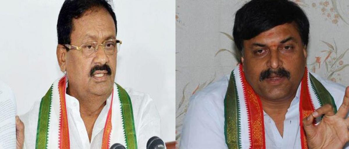 Congress rues govt silence on Centre's promises to Telangana