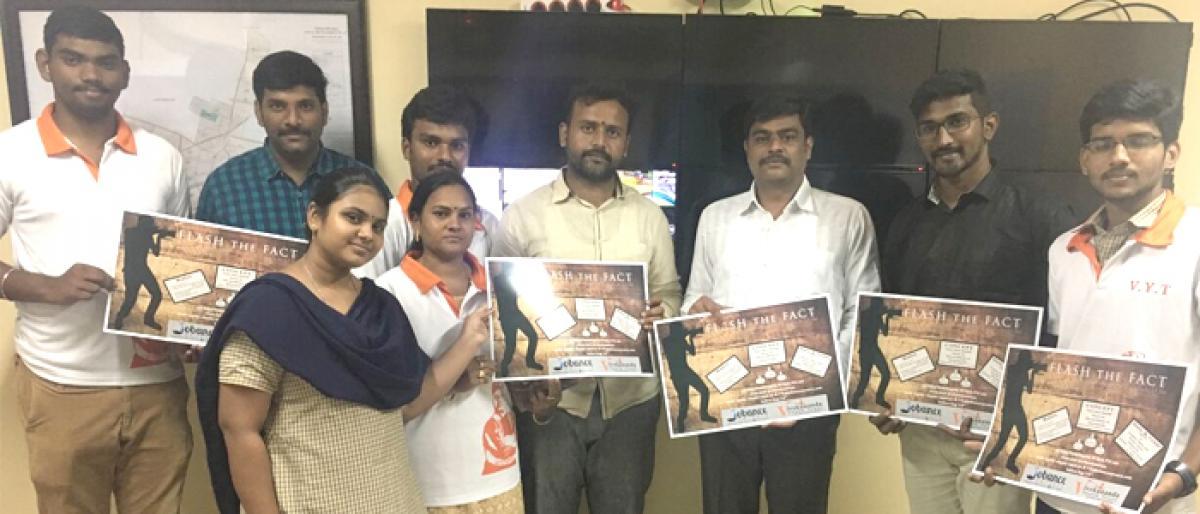 Contest on Amaravati problems on Sep 16