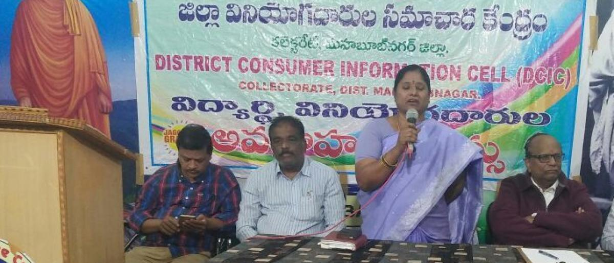 Awareness is key for consumer rights protection