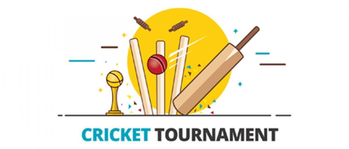 Hyderabad, Andhra win in the Vijay Hazare cricket tournament
