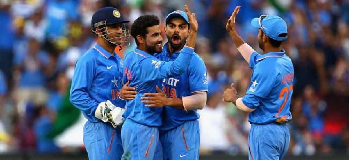 Cricket: Jadeja spins India to series-clinching win against West Indies