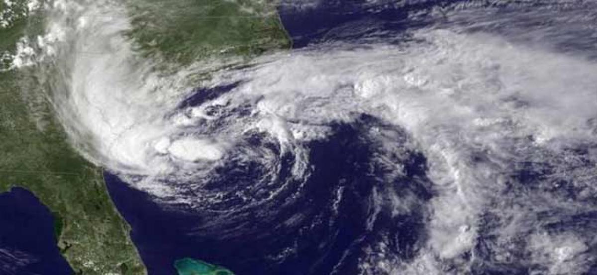 Cyclone Gaja moves towards Tamil Nadu