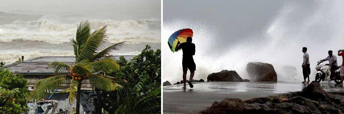 Cyclone claims Farmers Life in Andhra