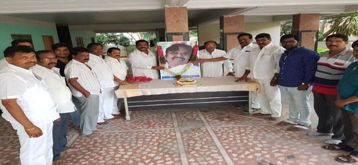 Dasari's birth anniversary observed