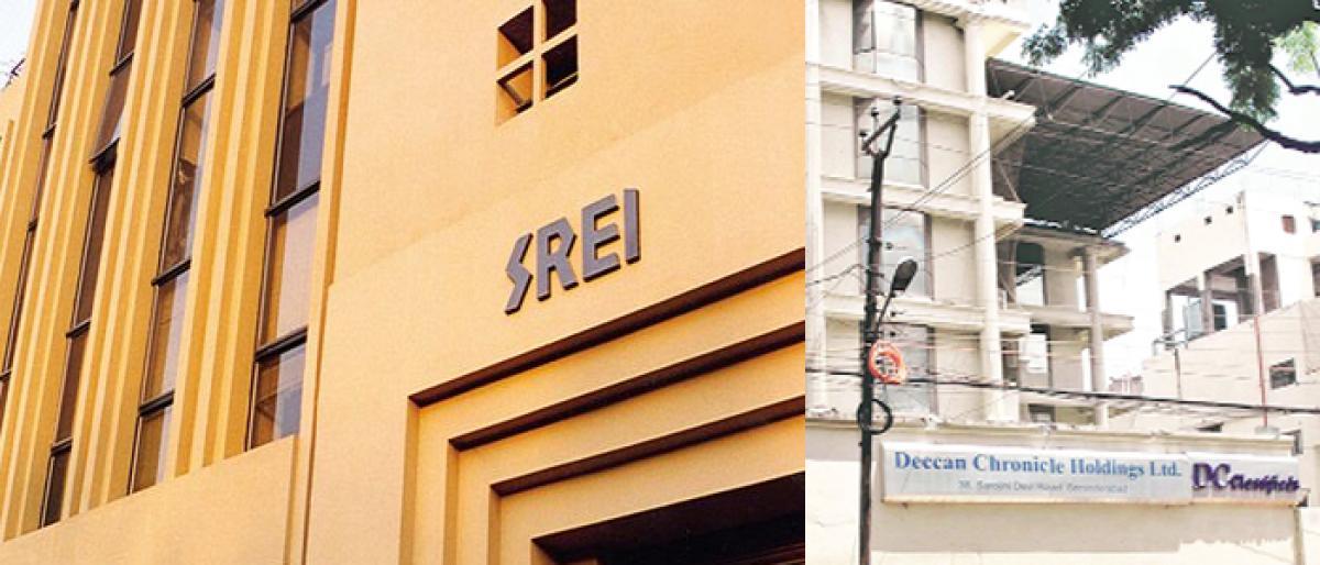 Srei arm revises bid for Deccan Chronicle